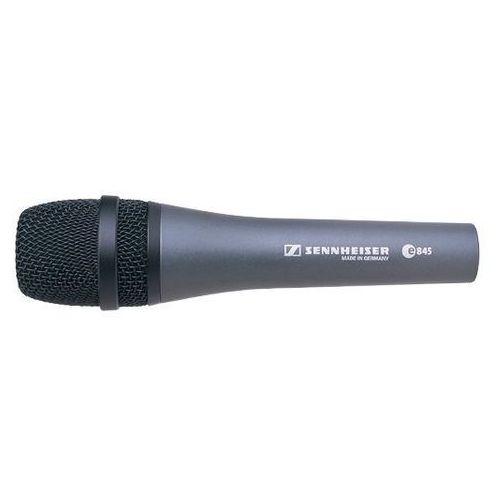 e-845 mikrofon dynamiczny marki Sennheiser