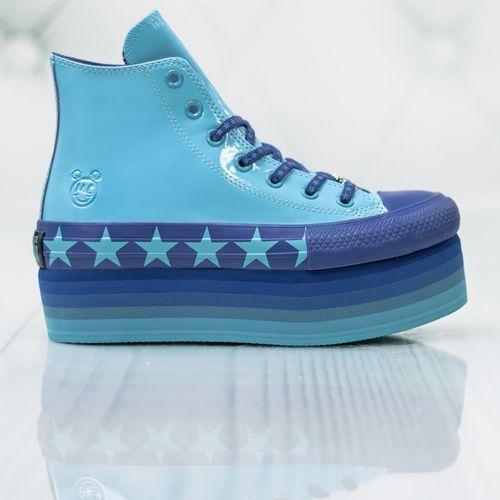 Converse x Miley Cyrus Chuck Taylor All Star Platform 563724C, 1 rozmiar