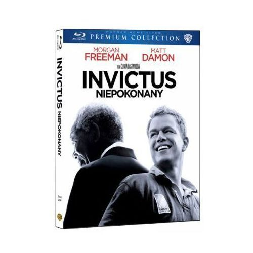 Clint eastwood Invictus - niepokonany premium collection (bd)