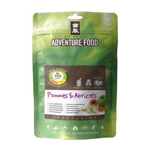 Adventure food kompot jabłkowo-brzoskwiniowy żywność kempingowa