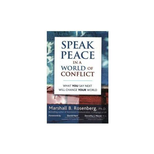 Speak Peace in a World of Conflict, Puddle Dancer Press