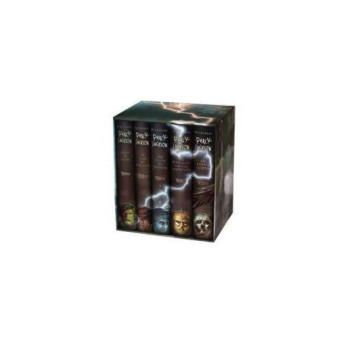 Percy Jackson, 5 Bde., inkl. E-Book Kane-Chroniken Bd. 1 (9783551553522)