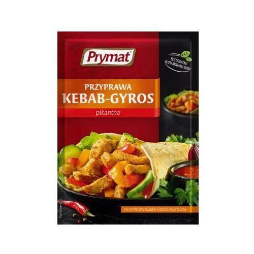 Przyprawa kebab-gyros pikantny 30 g Prymat