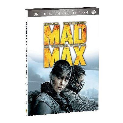 Galapagos Mad max: na drodze gniewu (dvd) - george miller darmowa dostawa kiosk ruchu