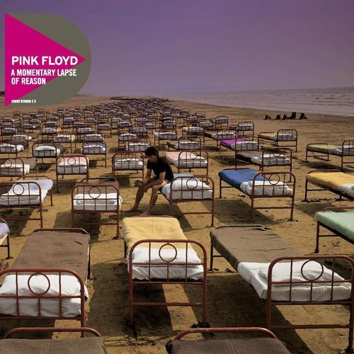 PINK FLOYD - A MOMENTARY LAPSE OF REASON (2011) (CD), 0289592