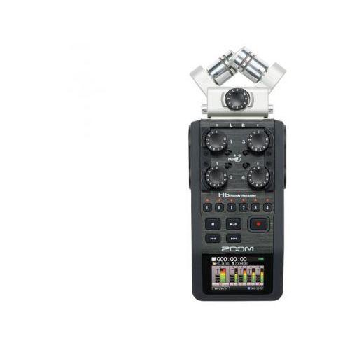 ZooM H6 cyfrowy rejestrator