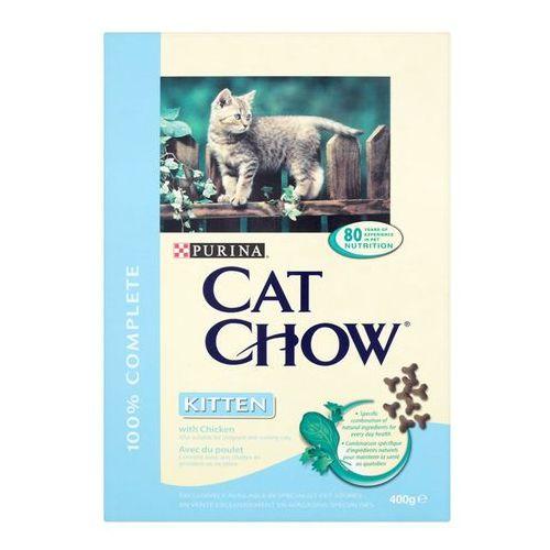 cat chow kitten chicken 15kg marki Purina