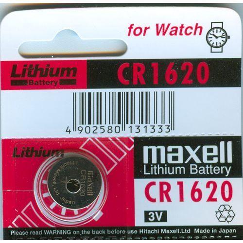 Cr1620 3.0v marki Maxell