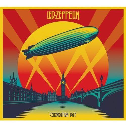 Celebration Day (2CD + Blu-Ray / CD Box) - Led Zeppelin (Płyta CD) (0081227968847)