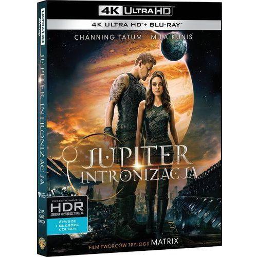 Jupiter: Intronizacja (Blu-Ray) - Lily Wachowski, Lana Wachowski DARMOWA DOSTAWA KIOSK RUCHU