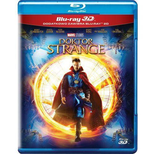 Doktor strange 3d (blu-ray) - scott derrickson darmowa dostawa kiosk ruchu marki Marvel