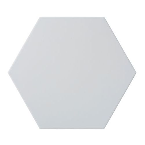 Colours Gres plain 28 x 25 cm hexagon ciepły szary 1 22 m2 (3663602679196)