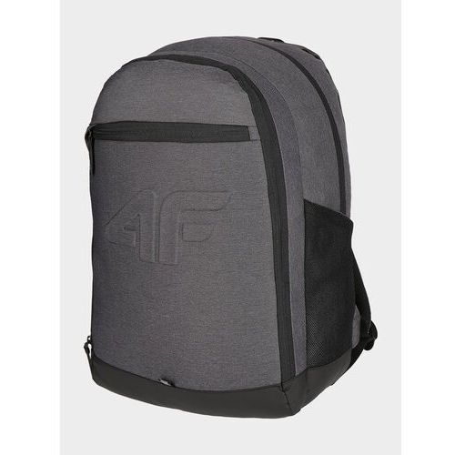 Plecak Uni 4F średni szary melanż H4L20 PCU006 24M (5902818664298)