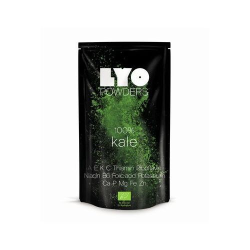 Liofilizowany jarmuż 50 g bio lyofood marki Lyo food