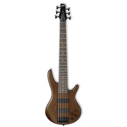 gsr 206 b walnut flat gitara basowa marki Ibanez