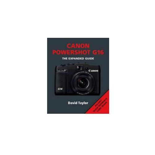 Canon Powershot G16, książka z ISBN: 9781781450826