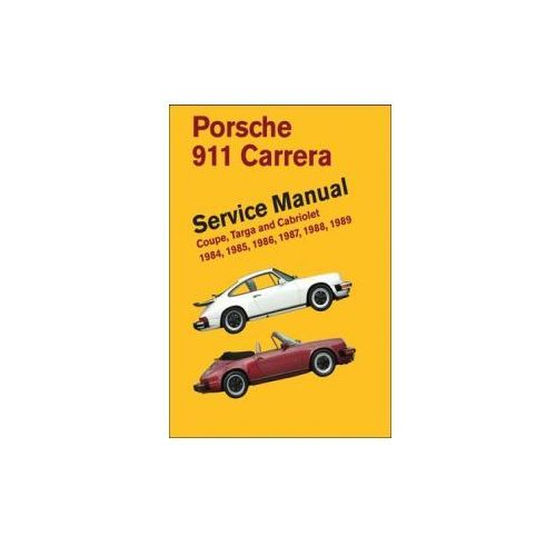 Porsche 911 Carrera Service Manual (9780837616964)