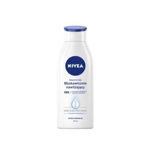 Nivea body balsam do ciała express hydration błyskawicznie nawilżający 400ml