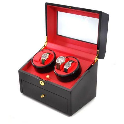 Rotomat Gablota wystawowa Witryna 10 zegarków Watch Winder