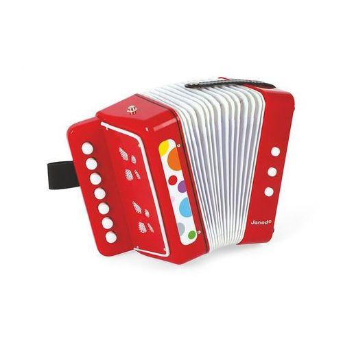 Janod - akordeon confetti