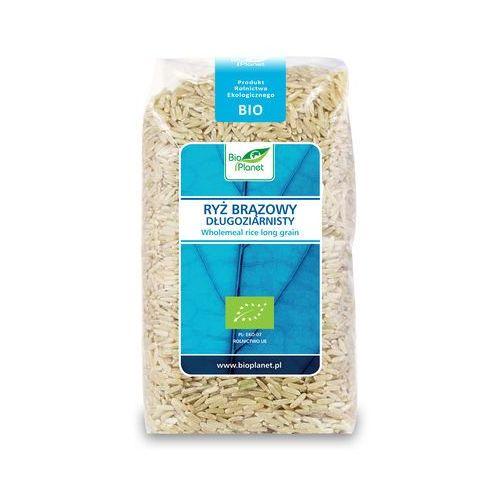 Bio Planet: ryż brązowy długoziarnisty BIO - 500 g, 5907814662002