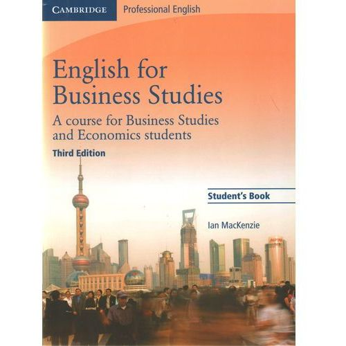 English for Business Studies Student's Book (192 str.)
