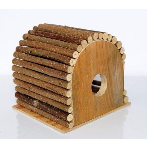 Zabawka dla gryzonia Domek 2 17x15x15 cm ze sklepu Zoocenter.pl