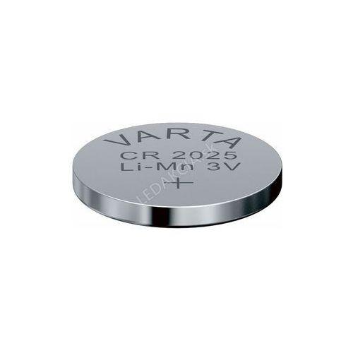 Varta bateria cr2025 lithium 3.0v + bezpłatna natychmiastowa gwarancja wymiany!