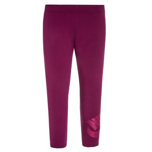 Nike Performance LEG A SEE Legginsy true berry/sport fuchsia