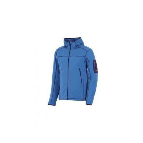 Pravitale Hooded Jacket męski softshell, Kolor - Niebieski, Rozmiar - S, Berghaus z 3210sport