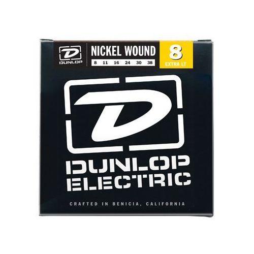 Cleartone Electric NPS Extra Light struny do gitary elektrycznej 8 ″ 38
