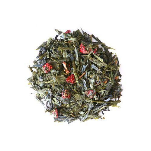 Herbata truskawki w śmietanie 100g