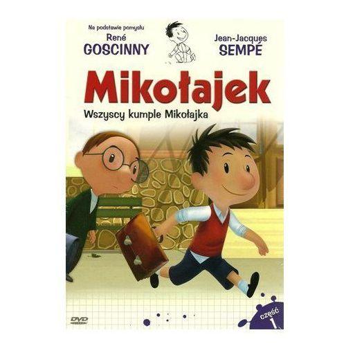 Best film Mikołajek: wszyscy kumple mikołajka - część 1 - co darmowa dostawa kiosk ruchu (5906619090539)