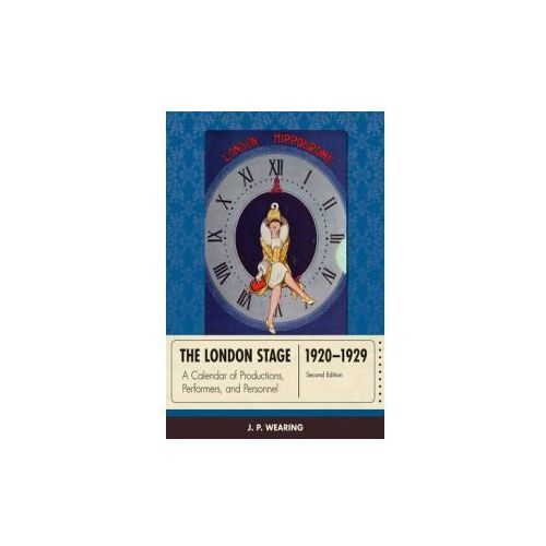 London Stage 1920-1929 (9780810893016)