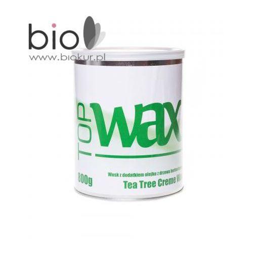 TOP WAX - wosk z olejkiem z drzewa herbacianego – B&M - 800 g