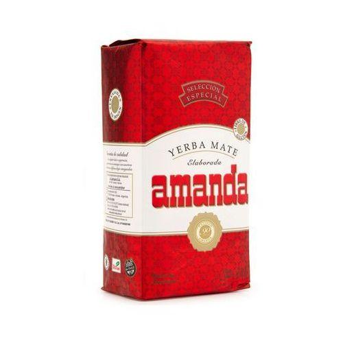 Yerba mate amanda, argentyna Yerba mate amanda seleccion especial 500g (7792710000090)
