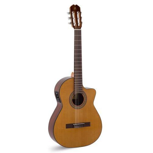 malaga electro cutaway gitara elektroklasyczna marki Admira