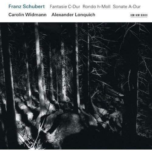 SCHUBERT: FANTASIE/RONDO/SCHUBERT - Widmann, Carolin, Lonquich, Alexander (Płyta CD)