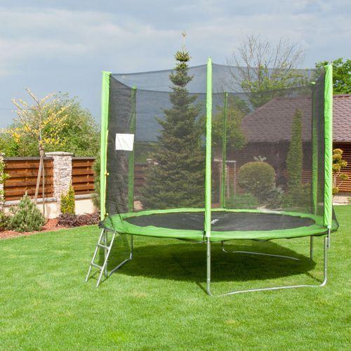 - black friday - Zestaw trampolina 3w1 insportline froggy pro 305 cm (8596084013125)