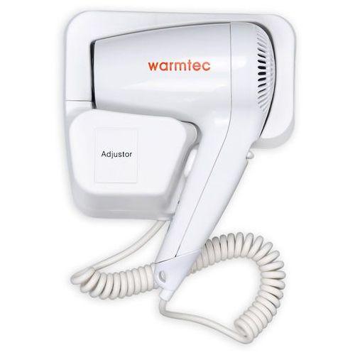 Suszarka do włosów m-737 1200w biała marki Warmtec