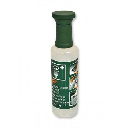 Aparat do płukania oka PVC z solą fizjologiczną 250 ml