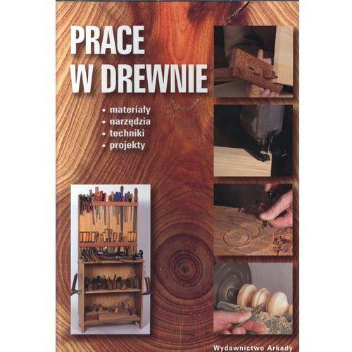 Prace w drewnie (9788321346489)