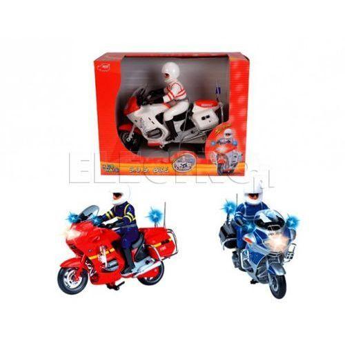 Zabawka SIMBA Motor SOS 203383025038 + Odbiór w 800 punktach Stacji z paczką! (motor zabawka) od ELECTRO.pl