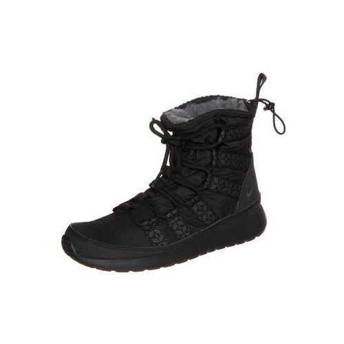 Nike Sportswear ROSHE ONE Botki sznurowane black/anthracite