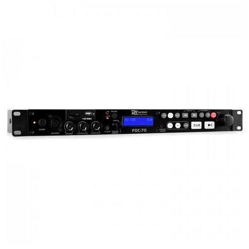 Player pdc-70 dj-pa-mp3-usb-sd 1he marki Power dynamics