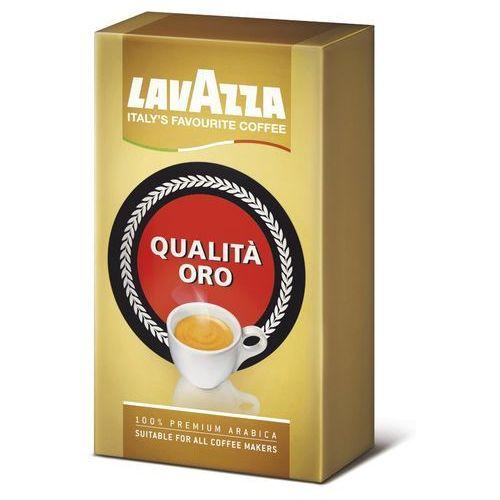 Kawa ziarnista LAVAZZA Qualita Oro 1kg + Zamów z DOSTAWĄ JUTRO!