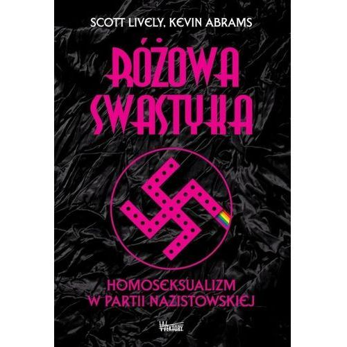 Różowa swastyka Homoseksualizm w partii nazistowskiej -, Wektory
