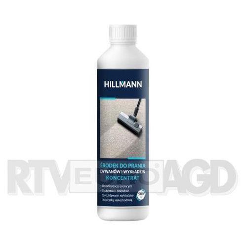 HILLMANN Płyn do prania dywanów 500 ml, HILDYWA01