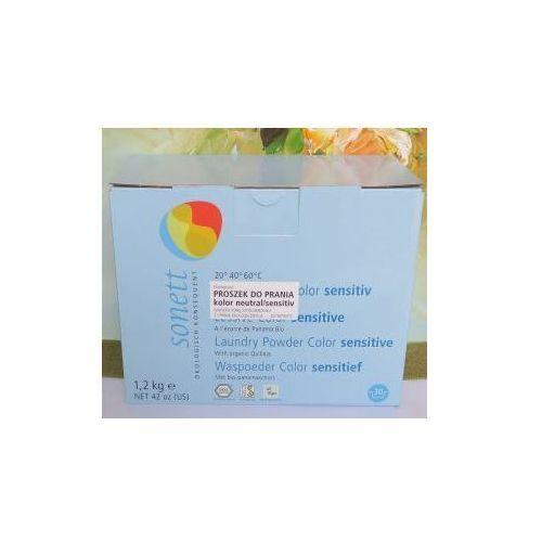 Sonett proszek do prania kolor NEUTRAL / SENSITIV - 1,2 kg