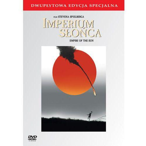 Imperium słońca - srebrna kolekcja (2 dvd) (płyta dvd) marki Steven spielberg